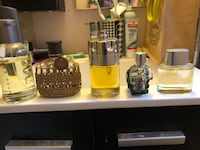 Cologne Hugo Boss, John varvatos, azzaro, Diesel and Kenneth Cole Burnaby, V5G 3X4