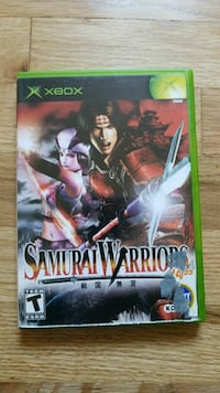 Samurai warriors game Randolph