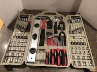 Mastergrip 127 Piece Tool Set Manassas
