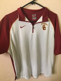 USC Trojans Men's Polo - Size Small Los Angeles, 90007