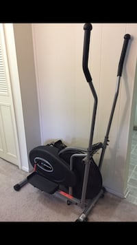 black and gray elliptical trainer Troy, 48084