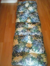 Beautiful long cushion for your long chair $15  Bradford West Gwillimbury, L3Z 2A6