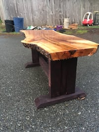 Big Leaf Maple Tables North Cowichan, V9L 2X5