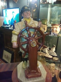 """ the Helmsman"" Royal Doulton"