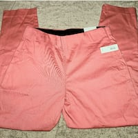 SIZE 12 OLD NAVY HIGH WAIST SKINNY PANTS