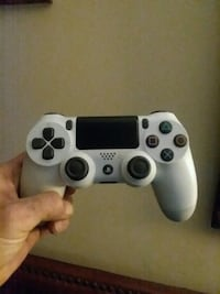 white Sony PS4 game controller Hattiesburg, 39401