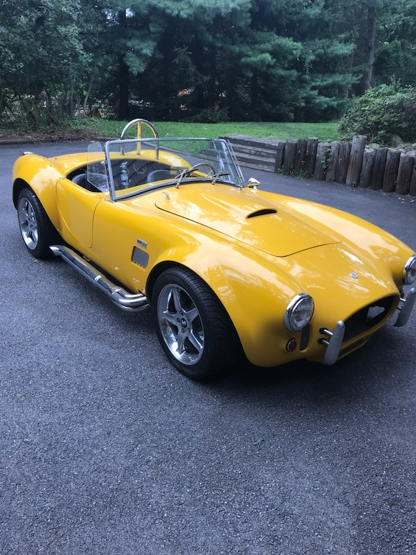 Cobra Kit Car >> Cobra Kit Car 1965