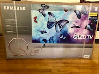 """Samsung - 55"""" Class Smart Q6FN Series QLED 4K HDR Quantum Dot TV  Samsung QN55Q6FNA  Brand New In Box  Delivery Included Atlanta, 30342"""