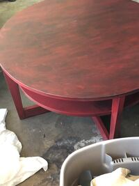 Round Coffee Table Fullerton, 92833