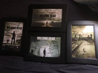 The Walking Dead 1-4 Pre Signed Posters Toronto, M6N 2W8