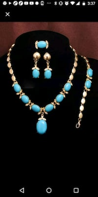 Fashion jewelry set New Hope