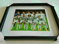 8x10 photo of Real Madrid