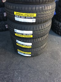 205/60R16 SET OF 4 TIRES ON SALE ⭐WE CARRY ALL MAJOR BRAND AND SIZE ⭐WE FINANCE NO CREDIT NEEDED  Union City, 94587