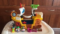 Little People: Bateau Pirate