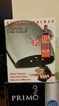 George Foreman grill classic