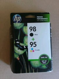 HP 95/98 Combo Pack Ink Cartridge Hyattsville, 20783