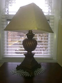 brown and white table lamp Leesburg, 20175