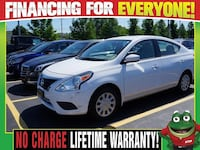 2016 Nissan Versa Wood River, 62095