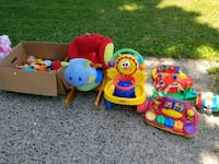 All toys for 50 Clarksville, 47129