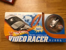 Hot Wheels Micro Camera Car Video Racer