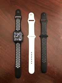 Apple Watch 42mm Series 2 with 3 Apple Watch Bands Rockville, 20850