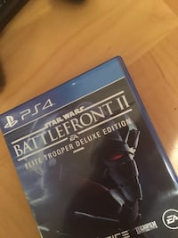 BATTLEFRONT 2 DELUXE EDITION PS4 Moscow, 115191