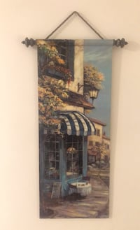 Hanging wall decor painting  Nashua, 03062