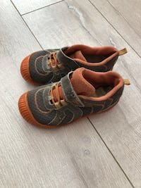 Size 12 Toddler Running shoes Kelowna, V1Y 5V9
