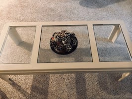 Table and end tables