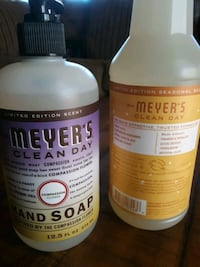 2pc new Meyers cleaning set bottle cleaners  Folsom