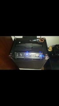 ☆ Portable sound system $90 OBO ☆ St. Catharines, L2P 3R6