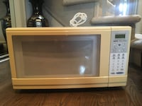 SANYO Direct Access Microwave with Presets and Rotary Ajax, L1T 4A8