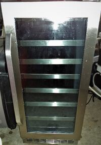 STAINLESS STEEL WINE COOLER FOR SALE!  Toronto