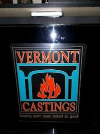 Vermont Castings Lighted Display