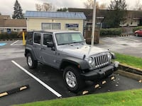 2016 Jeep Wrangler Unlimited 4WD 4dr Sport Tigard, 97223