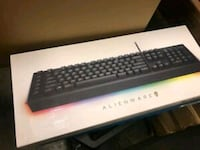 Alienware Core Gaming Keyboard AW568  Calgary, T3J 4S5