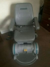 gray and black electric wheelchair Flowery Branch, 30542