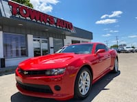 2015 Chevrolet Camaro $3000 Down Payment
