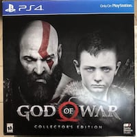 God of war collectors edition Fairfax, 22030