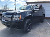 "AB Cars 2011 Chevy Tahoe LT 4x4 33"" mud tires"
