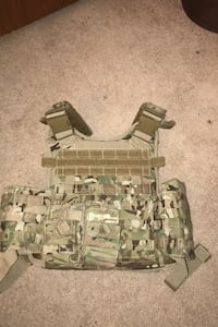 Airsoft Plate Carrier Haymarket, 20169