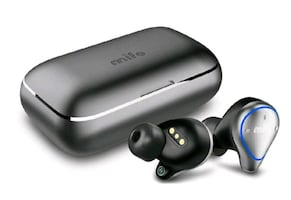 Deluxe Wireless Earbuds IP67 Hi-Fi with 2600mAh Case NEW 1/2  PRICE