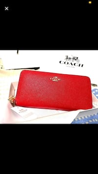 Authentic coach wallet  Changi, 508769