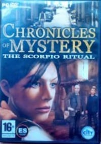 JUEGO PC CHRONICLES OF MYSTERY Oviedo