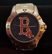 Stainless Steel Boston Red Sox Watch Baltimore, 21224