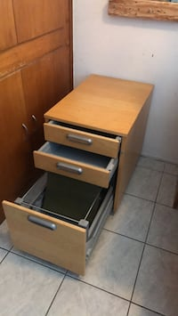 Wood. Filling Cabinet Poway, 92064