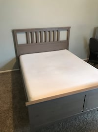 Ikea  Queen Bed Frame, Box Spring and Matteess Glendale, 85301