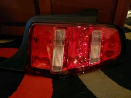 2010-2012 Mustang Tail Lights