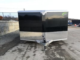 Best Condition 2011 Neo 7x14 NAVR Cargo Trailer
