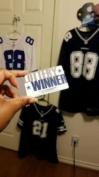 Dallas cowboys  Beaumont, 77705